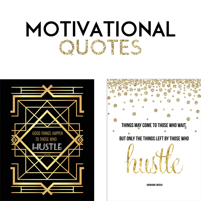 Free Motivational Quote Posters | ashandcrafts.com