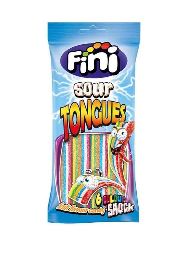 FINI TONGUES 75g - 6 FARBEN TONGUES