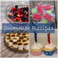 Summer Recipe Roundup