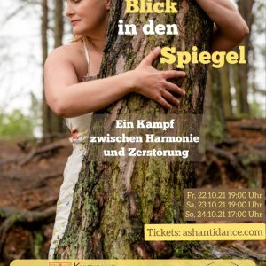 Tanztheater Performance gefördert durch Stadt Frankfurt