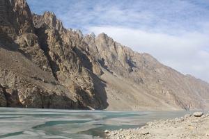 Attabad Lake, Gojar Valley, Pakistan