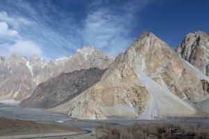 Passu, Gojar Valley, Pakistan