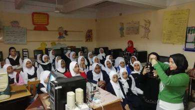 ندوة التوعية بمدرسة الإعدادية بنات باسنا جنوب الأقصر