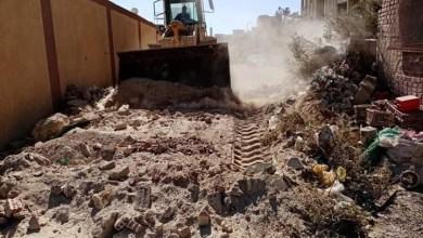 Photo of رئيس مدينة الغردقة : استمرار اعمال النظافه اليومية ورفع القمامه والمخلفات الصلبة