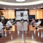 اجتماع لجنة ترميم وتدعيم العقارات الصادر لها تراخيص الاقصر