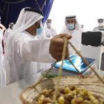 """مهرجان ليوا للرطب يجسد رؤية """"الشيخ زايد"""" مؤسس النهضة الزراعية بدولة الإمارات"""