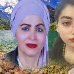 الأعلامية جيهان الشبلى تهنئ ريم وجدى سفيرة النوايا الحسنة بنجاح ابنتها فى الثانوية العامة