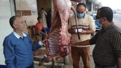 Photo of ضبط ٤٠ كيلو لحوم غير صالحه للاستهلاك الآدمي بطنامل فى حملة تموينية باجا بالدقهلية