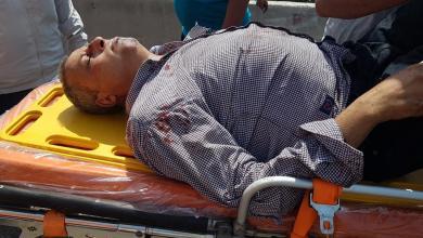Photo of بالصور…حادث الان علي الدائري الاقليمي .