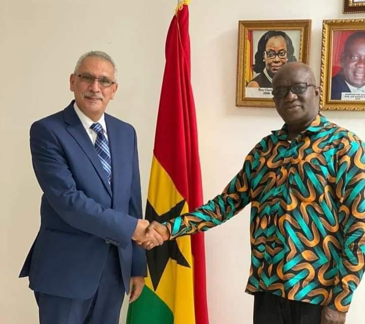 مصر للطيران توقع مذكرة تفاهم مع دولة غانا لتأسيس شركة طيران جديدة بإفريقيا