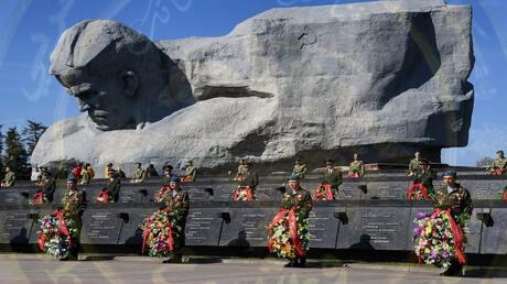 رائد فضاء روسي يلتقط صورة لمدينة بريست يوم إحياء ذكرى اندلاع الحرب الوطنية العظمى