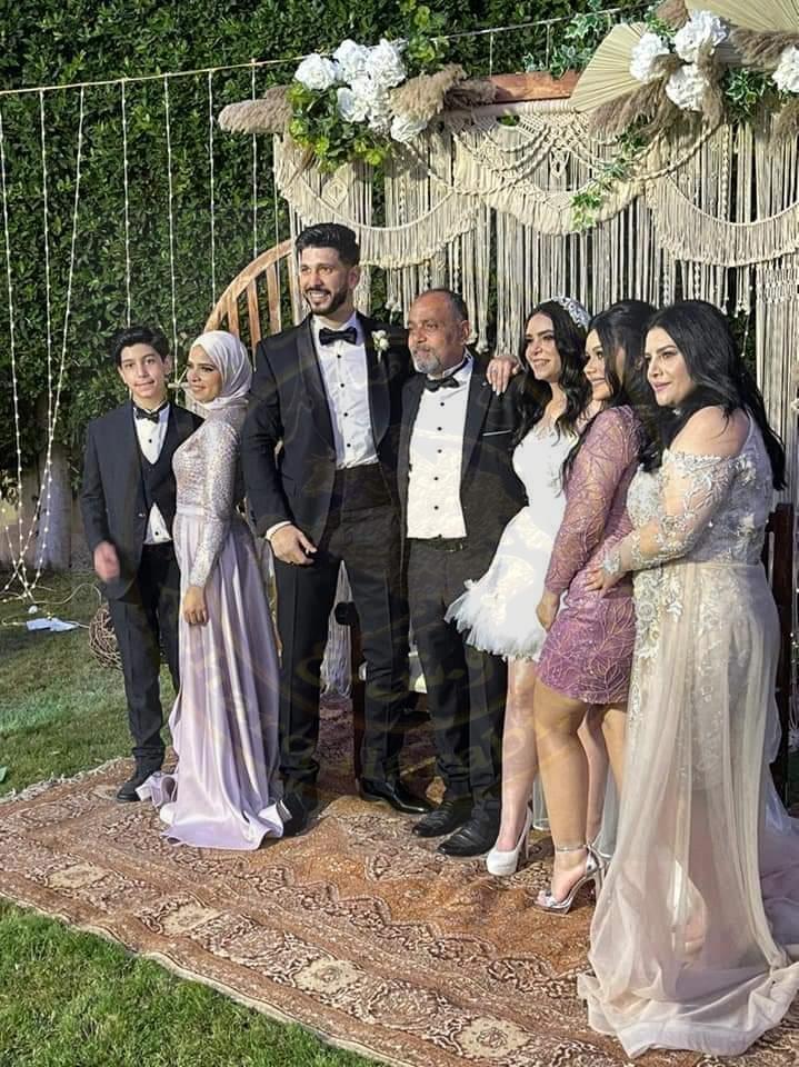 زفاف ندي صبيحة علي اسلام حسام