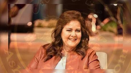دنيا سمير غانم تستذكر والديها الراحلين في تهنئة رقيقة لزوجها