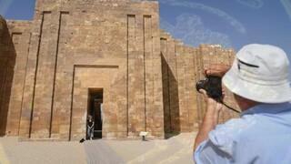 افتتاح مقبرة أشهر ملوك مصر بعد 15 عاما