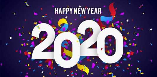 New Year 2020 Parties
