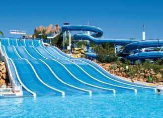 Water parks in gujarat