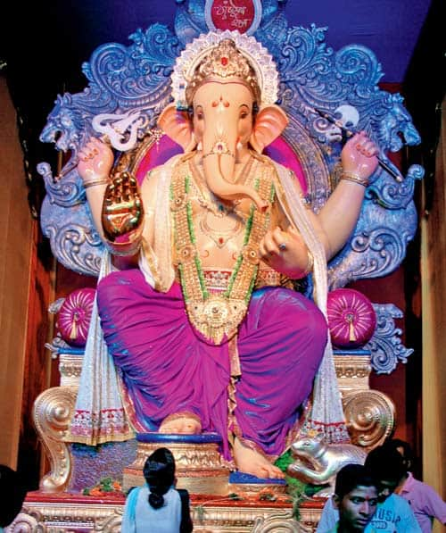 Hollywood Basti: The Ganesh Galli of Ahmedabad