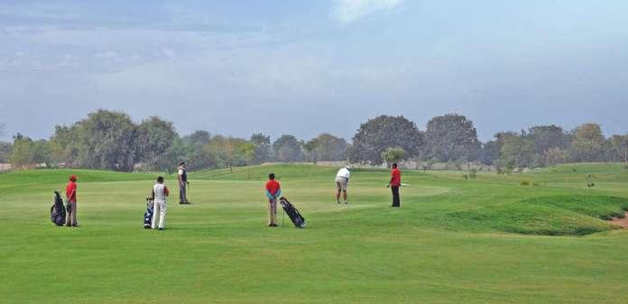 Gulmohar Greens Golf and Country Club