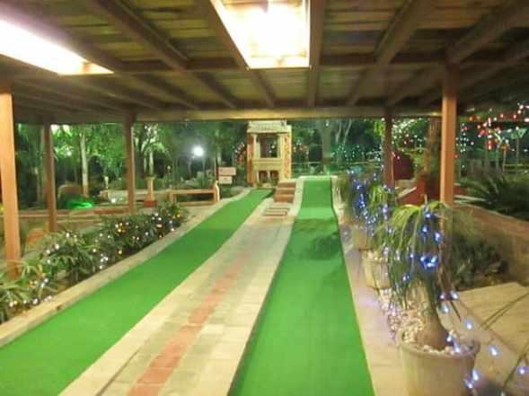 Kankaria Mini-Golf Course