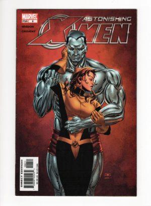 Astonishing X-Men 6—Front Cover