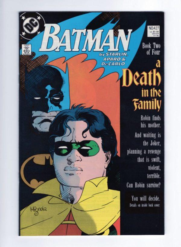 Batman 427—Front Cover