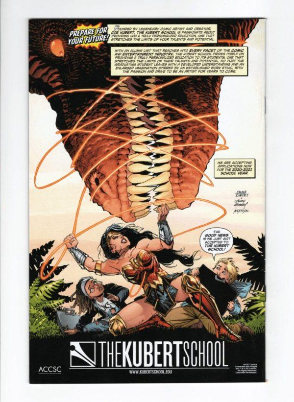 Batman 90 (2nd Printing)—Back Cover