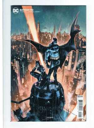 Batman 90 (2nd Printing)—Front Cover