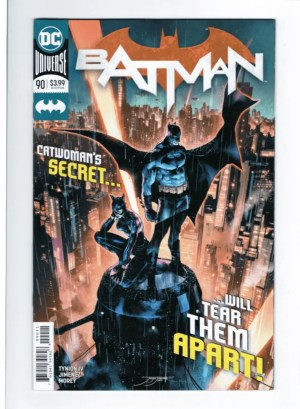 Batman 90—Front Cover
