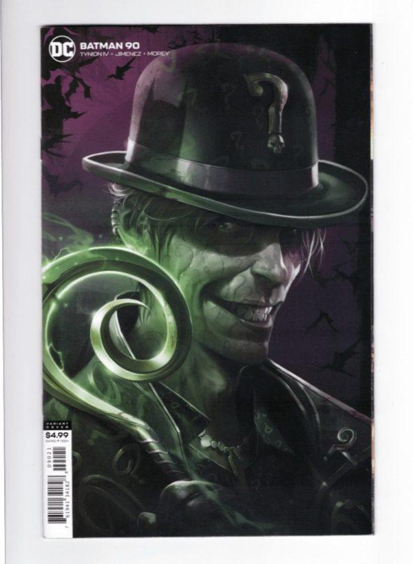 Batman 90—Front Cover D