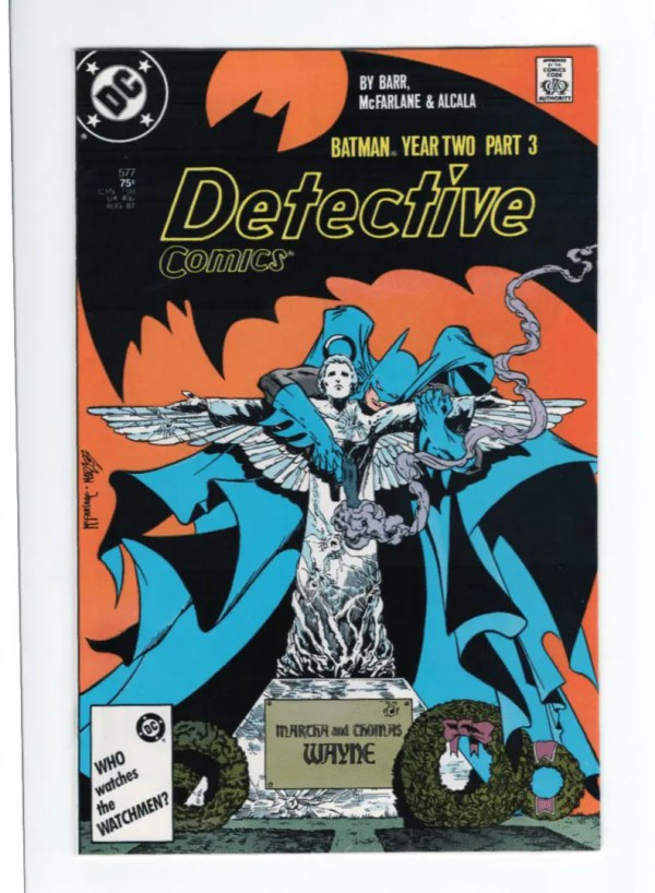 Detective Comics 577—Front Cover