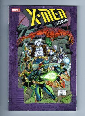 X-Men 2099, Vol. 1—Front Cover