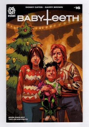 Babyteeth 16—Front Cover