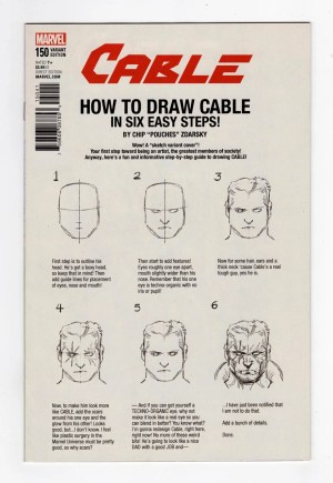 Cable 150 (Cover B)—Front Cover