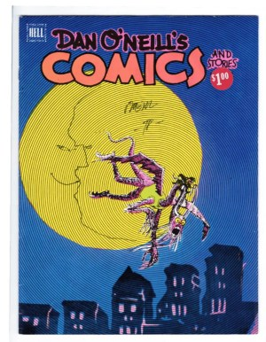 Dan O'Neill's Comics and Stories Vol. 2 2—Front Cover