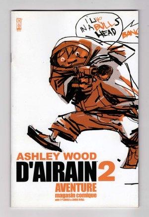 D'Airain Aventure 2—Front Cover