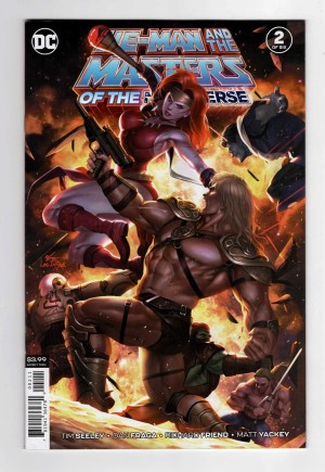 He-Man and the Masters of the Multiverse 2—Front Cover