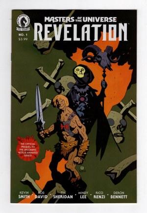 MotU: Revelation 1—Front Cover