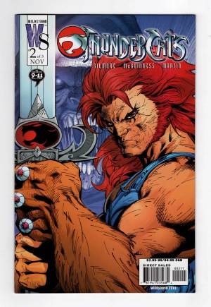 Thundercats 2—Front Cover