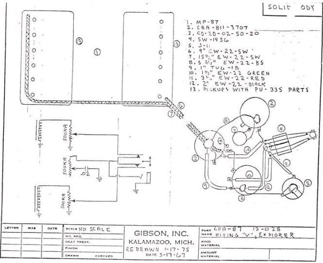 wiring diagram for les paul guitar wiring diagram 50s vs modern les paul wiring seymour duncan