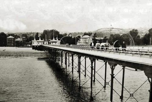 Paignton Pier Paignton History