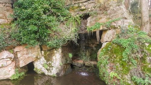 Waterfall Oldway Mansion Paignton 2
