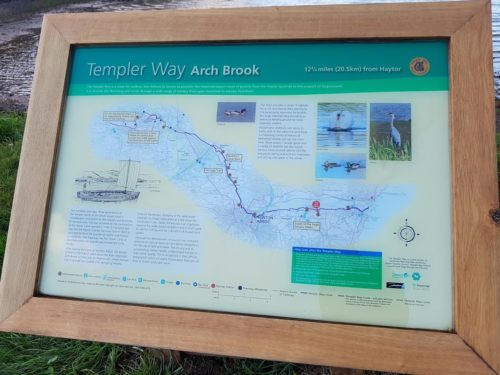 Arch Brook, Templer Way, Newton Abbot
