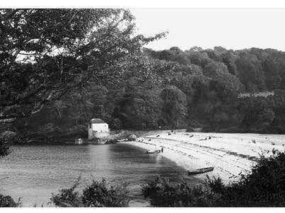 Elberry Cove, Paignton Brixham History