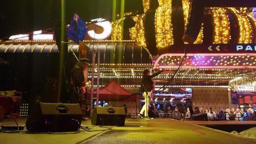 Fremont Street Stage Las Vegas Standard