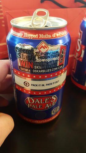 Dale's Pale Ale Las Vegas