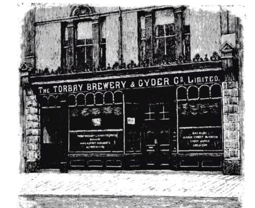 21 Victoria St. Paignton History