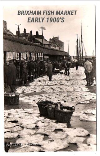 Brixham Fish Market - History