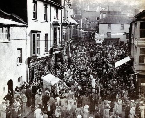 Church Street Paignton History