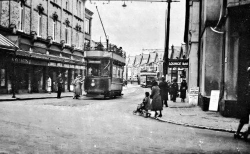 Hyde Road Paignton History