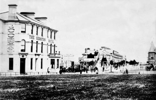 Gerston Hotel Paignton History